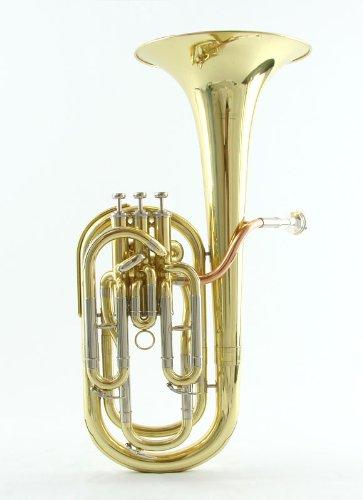 Schiller British Band Baritone 3-Valve by Schiller