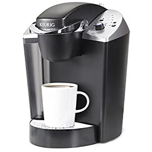 Keurig K140 Coffee Maker And Coffee Machine Commercial Brewing System And Personal Brewing System Works With Regular K-cups – This one is excellent. It comes out fast and hot