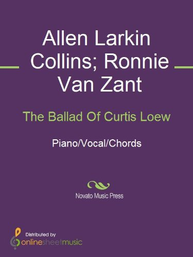 The Ballad Of Curtis Loew Kindle Edition By Allen Larkin Collins