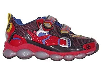 4343f67a3b2 Geox BOYS KIDS/JUNIOR LIGHT-UP TUONO TRAINERS NEW IN (UK 13 EU 32):  Amazon.co.uk: Shoes & Bags
