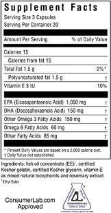 OmegaBrite, 60 soft gelcaps (500mg) | Highest Purity Omega-3 Fish Oil Vitamins | Advanced Omega-3 Formula for Mood, Heart, and Joint Health