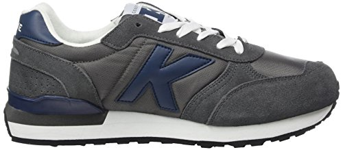 Adulti Basse Unisex Grigio Charles Sneakers Kelme Per qAEXx