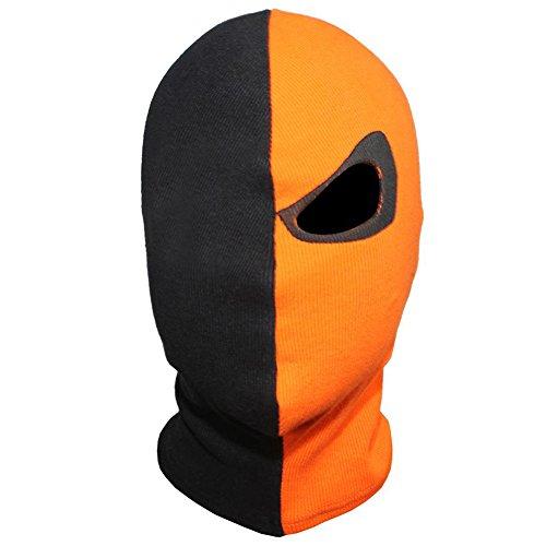 Innturt Cosplay Fabric Balaclava Orange