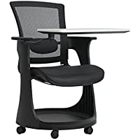 Eurotech Seating Eduskate SKTRN-BLK Chair, Black/Black