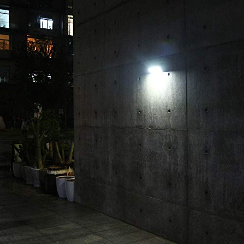 Lámpara solar para exterior, resistente al agua, inalámbrica, de ...