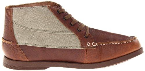 C1RCA - Zapatillas de Piel para hombre Marrón marrón 40