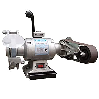 Combination Bench And Belt Grinder 8 In Amazon Com