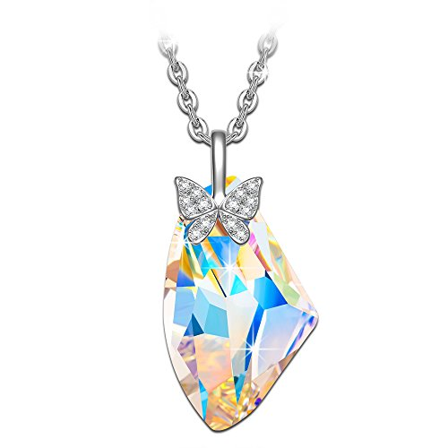 Gifts for Women S925 Sterling Silver Pendant Necklace NINASUN