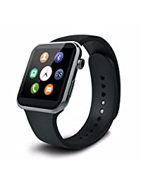 Naladoo A9 Bluetooth Smart Watch Heart Rate Monitor For Andriod 4.2 And IOS(FBA)