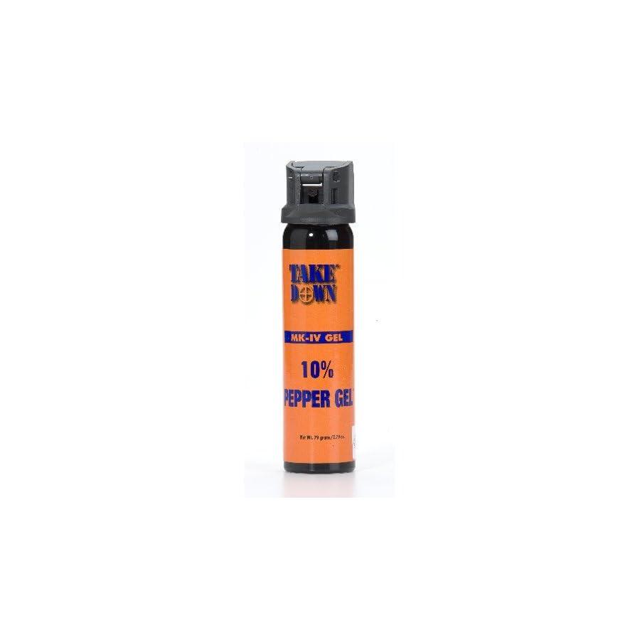 Mace 4010 MK IV Take Down Extreme Pepper Gel