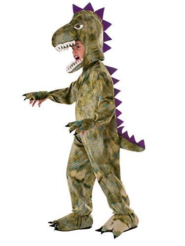 Forum Novelties Kids Dinosaur Costume, Green, Large]()