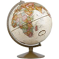 Replogle Globes Franklin Globe, Antique Ocean, 12-Inch Diameter