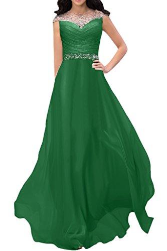 Missdressy -  Vestito  - linea ad a - Donna verde 38