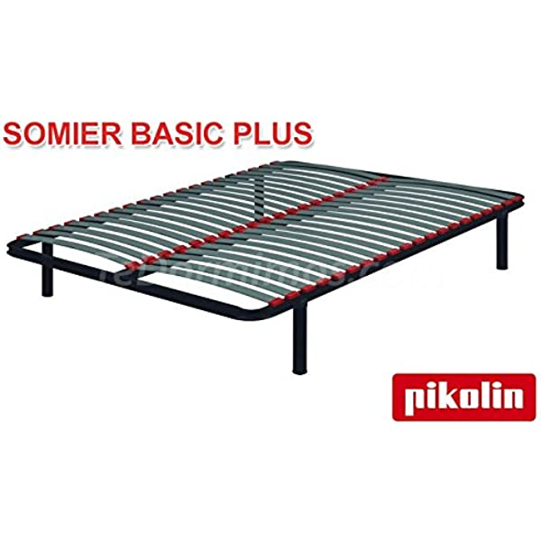 Somier láminas SG20 Pikolin - 150x190cm: Amazon.es: Hogar