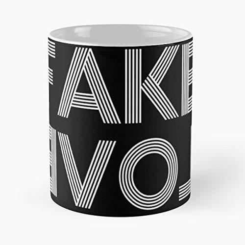 Fake Love Kpop K Pop Poem Lyrics Song Bts Exo Korean Tshirt Got7 Wings Army Big Bang Red Velvet Twice Popular Logo Coffee Mugs Best Gift, Funny Cup