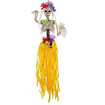 08476 Hawaiana 90 De CmAmazon Carnival ColgarAltura Esqueleto kiTOXuPZ