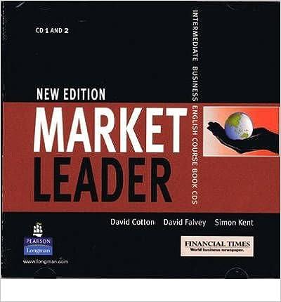 Market Leader New Edition Pdf