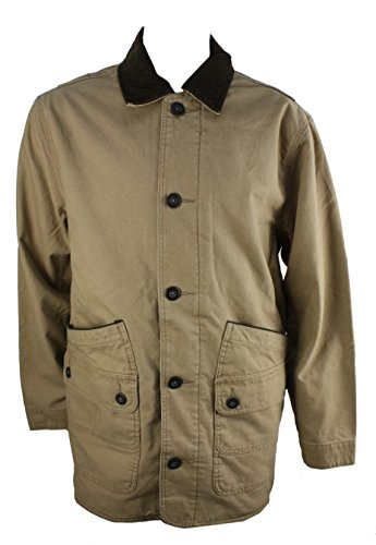 - Orvis Canvas Barn Jacket