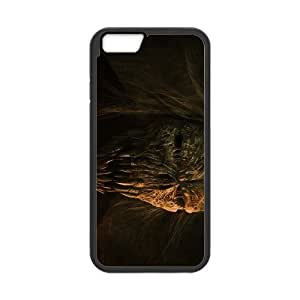 Scream iPhone 6 Plus 5.5 Inch Cell Phone Case Black T9991688