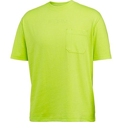 - Wolverine Men's Knox Wicking Pocketed Short Sleeve T-Shirt, Hi Vis Green, X-Large