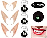 Best Vampire Fangs - U-Goforst 3 Pack Halloween Vampire Teeth , 3 Review