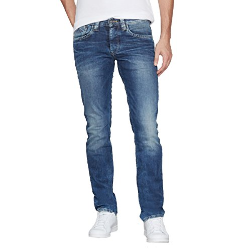 Pepe jeans damen venus straight leg