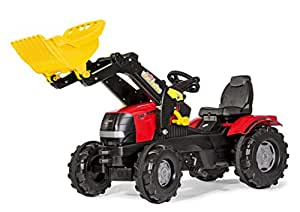 rolly juguetes rollyFarmtrac 611065, Tractor, Case Puma CVX 225 con cargador