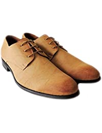 NEW FASHION MENS LACE UP OXFORDS WING TIP DRESS SHOES M19237BR350