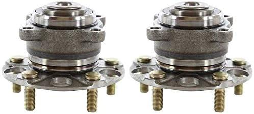 AutoShack HB612355PR Rear Wheel Hub Bearing Assembly Pair