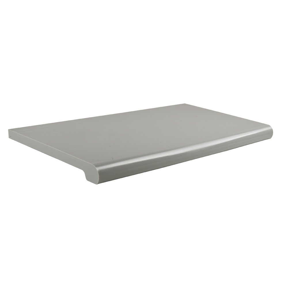Econoco DA248/GY Duron Injection-Molded Shelves, 13'' Depth x 48'' Length, Grey (Pack of 4)