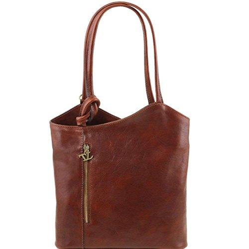 Venta Tuscany Leather Borsa a spalla donna Marrone marrone Taille Unique Descuento Grande De Salida Para La Venta En Línea Baratos Extremadamente En Venta Barato Real EaVYaok