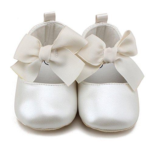 Luerme Zapato de Primer Paso Diseño con lazo Sandalias de Bebé-niña Zapato  ... 60d7e8712cc