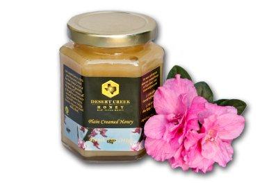Desert Creek Honey Premium Raw Creamed Honey, 14 - Desert Premium