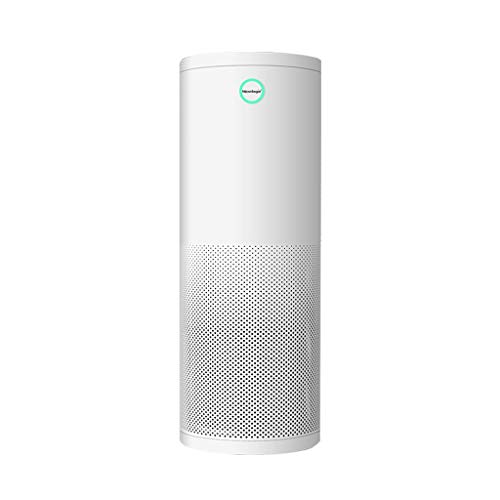 WYKDL Air Purifier for Home or Office with Permanent True Filter for Allergies and Pets Ultra Quiet Household Deodorization Dust Removal Dust Removal Purification Rate 99% Filter Allergy