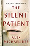 Book cover from The Silent Patient by Alex Michaelides