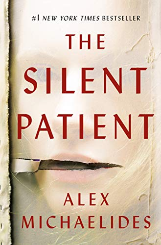 The Silent Patient (Best Thrillers To Read 2019)