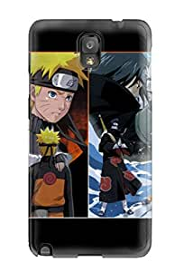 9090963K10490190 Case Cover For Galaxy Note 3 - Retailer Packaging Naruto Shippuden Protective Case