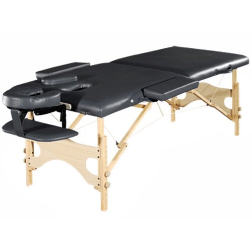 Vandue Tranquility Deluxe Portable Folding Massage Table ...