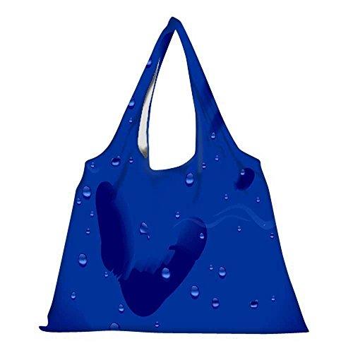 Snoogg Tote Mehrfarbig Damen Mehrfarbig Tasche 55Ow6rq
