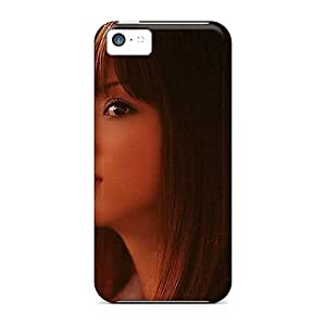 Qfm5858TzRj Snap On Case Cover Skin For Iphone 5c(nozomi Sasaki Featured Hd)