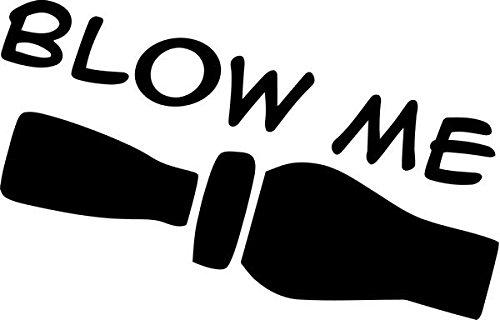 本物の Sportsman Blow Me Duck Huntingスタイル02ビニールデカールステッカー 12 Wide inch Wide Duck SPORTSMAN0092-10MATTEBLK Me 12 inch Wide マットブラック B00X6HVZHQ, ひこうきのおもちゃ屋:d442e26b --- a0267596.xsph.ru