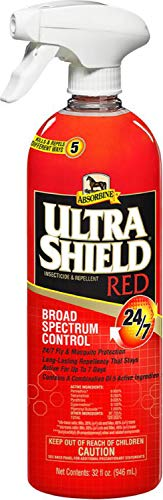 Absorbine 429253 Ultrashield Red Insecticide & Repellent, 32 Oz