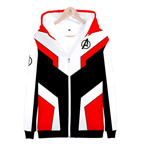 Superhero Pullover Hoodie Tech Jacket Sweatshirts Cosplay Costume for Kid -