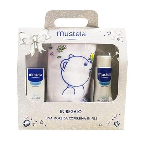 Mustela estuche Hydra Bebe Crema Facial + Gel Limpiador delicada cuerpo y pelo: Amazon.es: Salud y cuidado personal