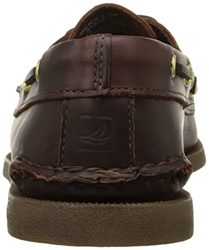 Sperry A/O 2-Eye - Zapatos de cordones Amaretto