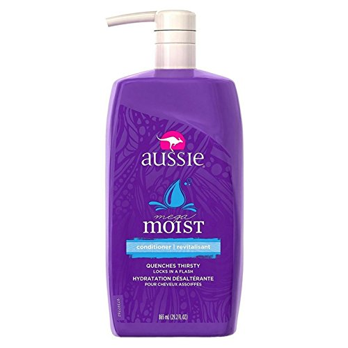 Aussie Mega Moist Conditioner 29.2 oz