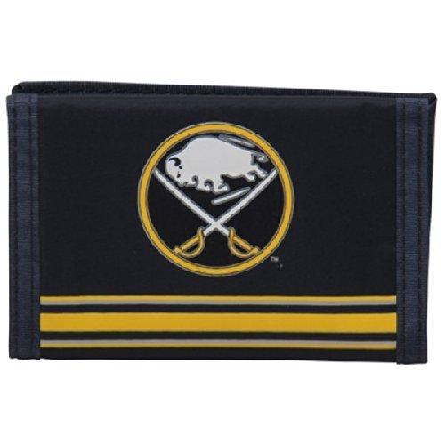 NHL Buffalo Sabres Trifold Nylon ()