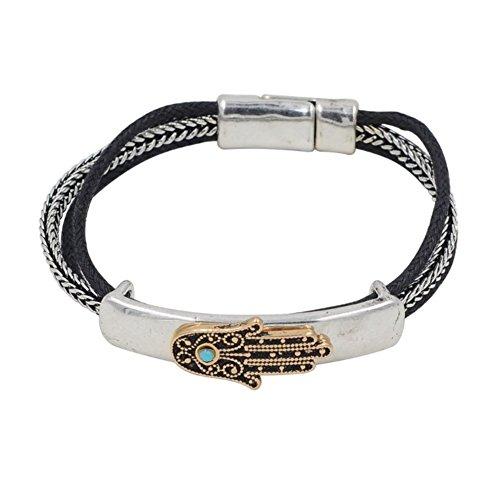 Rada Costume Jewelry (BL1200008C1 Fashionable Alloy Europe Geometric Plating Women's Bracelet)
