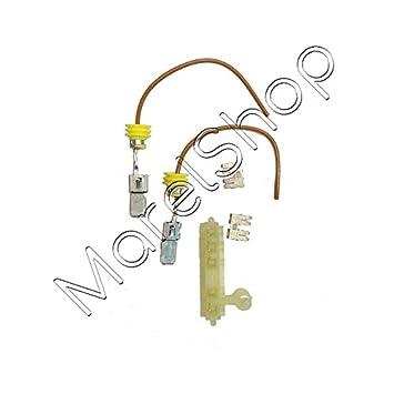 Amazon.de: Set Reparatur Verkabelung Motor Original FOLLETTO VK 135 ...