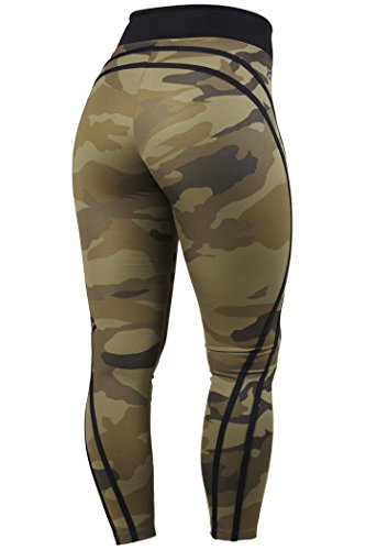 Camoprint Tights Camo Better Bodies Large Long 16FInq